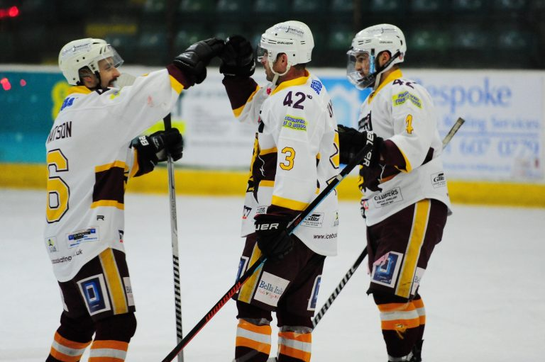 Warriors delighted to take their place in new look NIHL North Division 1