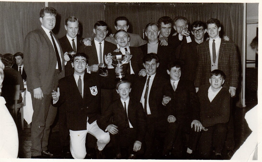 Whitley Warriors in the mid 1960s