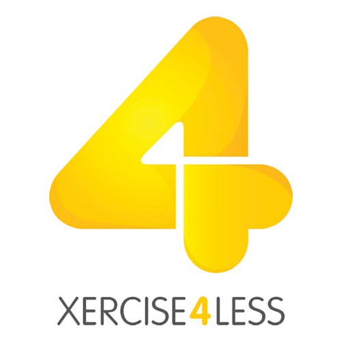 EXERCISE4LESS logo