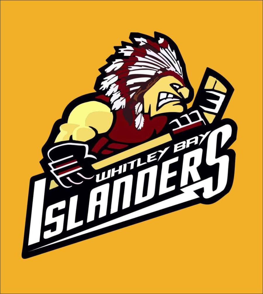 Whitley Bay Islanders logo