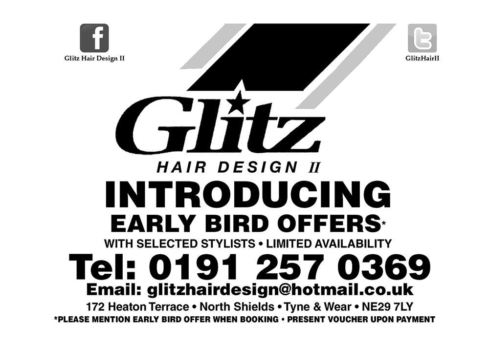 Glitz programme advert 2017