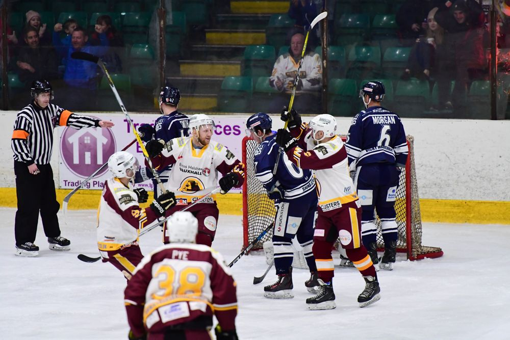 Spirited Warriors lose out to Steeldogs