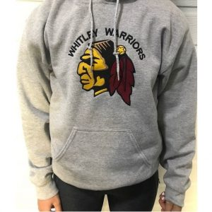 Whitley Warriors hoodie