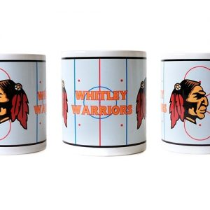 Whitley Warriors mug