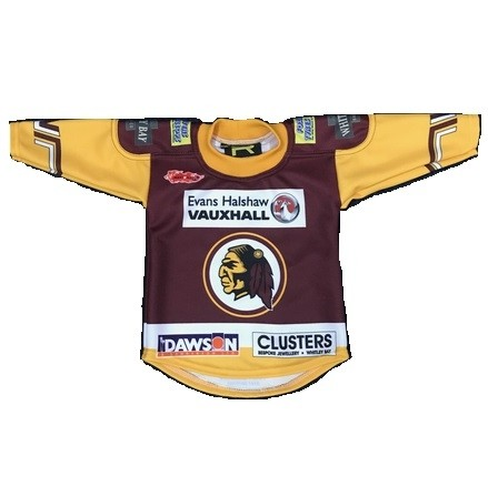 Whitley Warriors replica shirt 2017