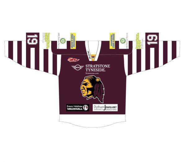 2018-19 away shirt - front