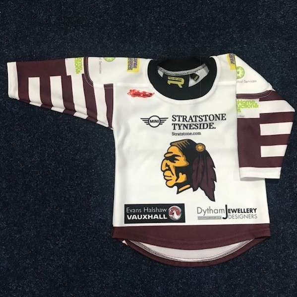 Whitley Warriors replica shirt 2018