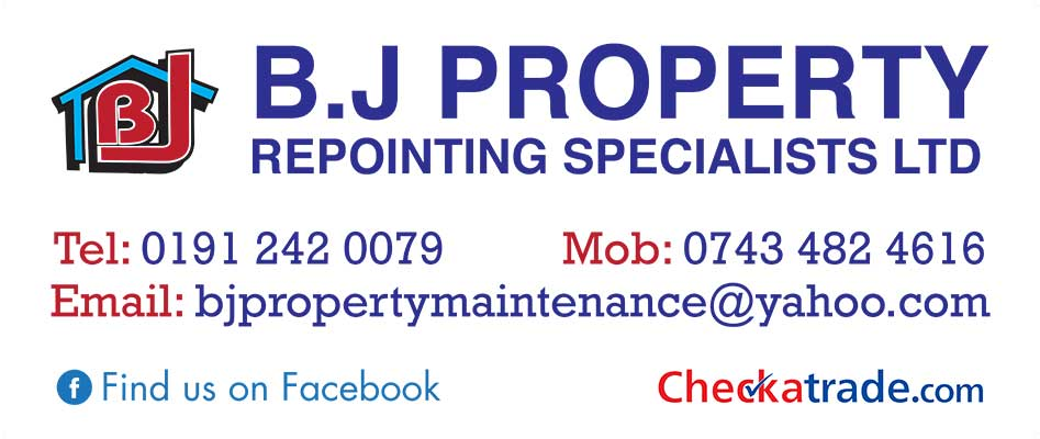 BJ Property Repointing Specialists Ltd
