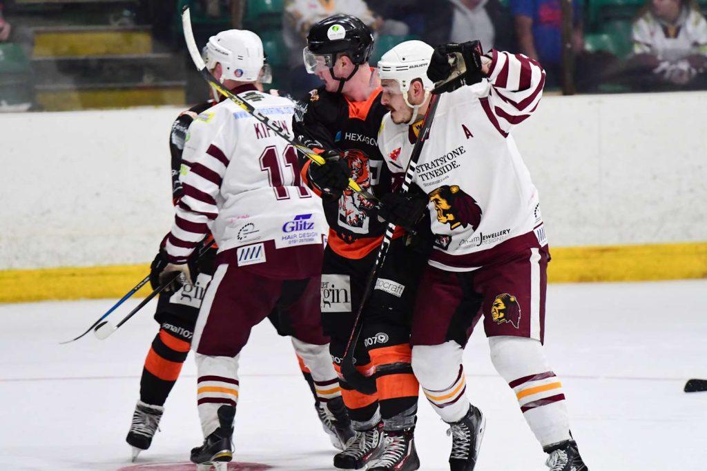 Warriors Endure Battle as Tigers Taste Victory