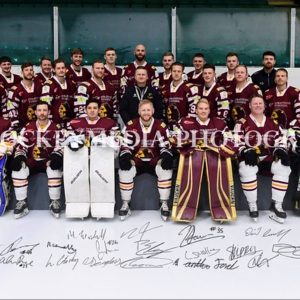 Whitley Warriors team photo 2018-19 (signed, watermarked)