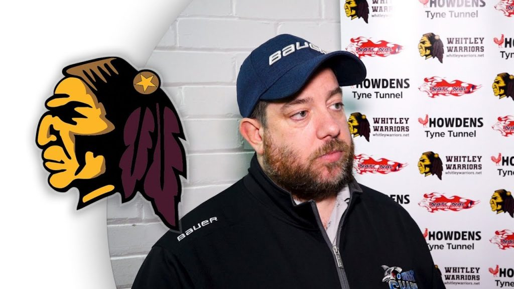 INTERVIEW: Martin Grubb (15-09-19 – Sharks) – Whitley Warriors TV