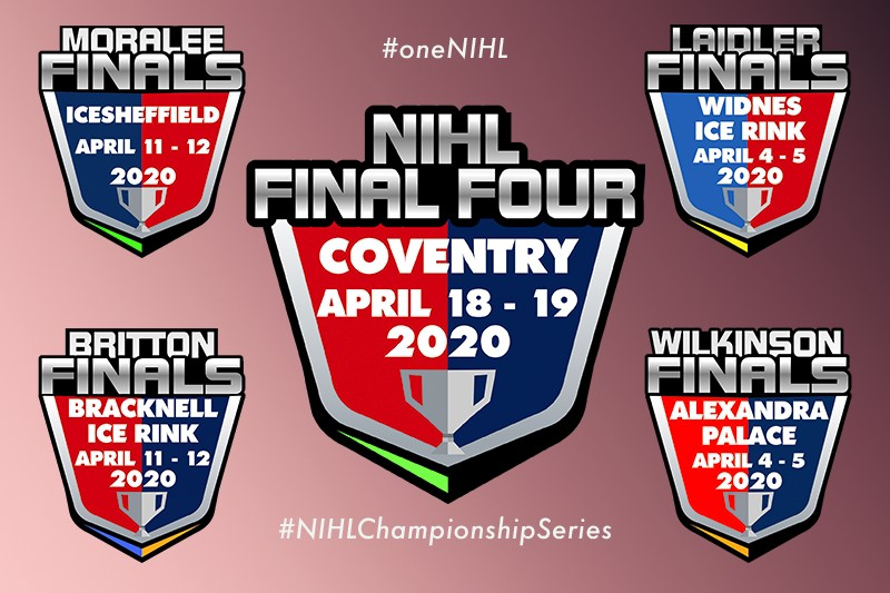 NIHL give update on championship series finals scheduled for April