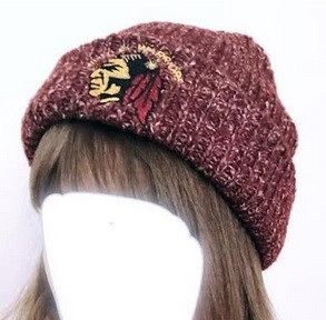 Whitley Warriors Embroidered Beanie Hat