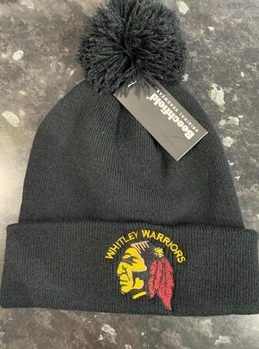 Whitley Warriors Bobble Hat