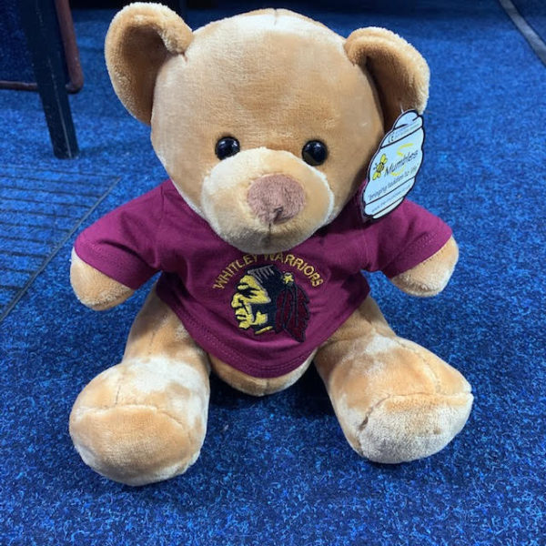 Whitley Warriors Teddy Bear