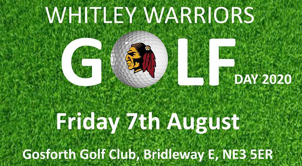 Whitley Warriors Golf Day 2020