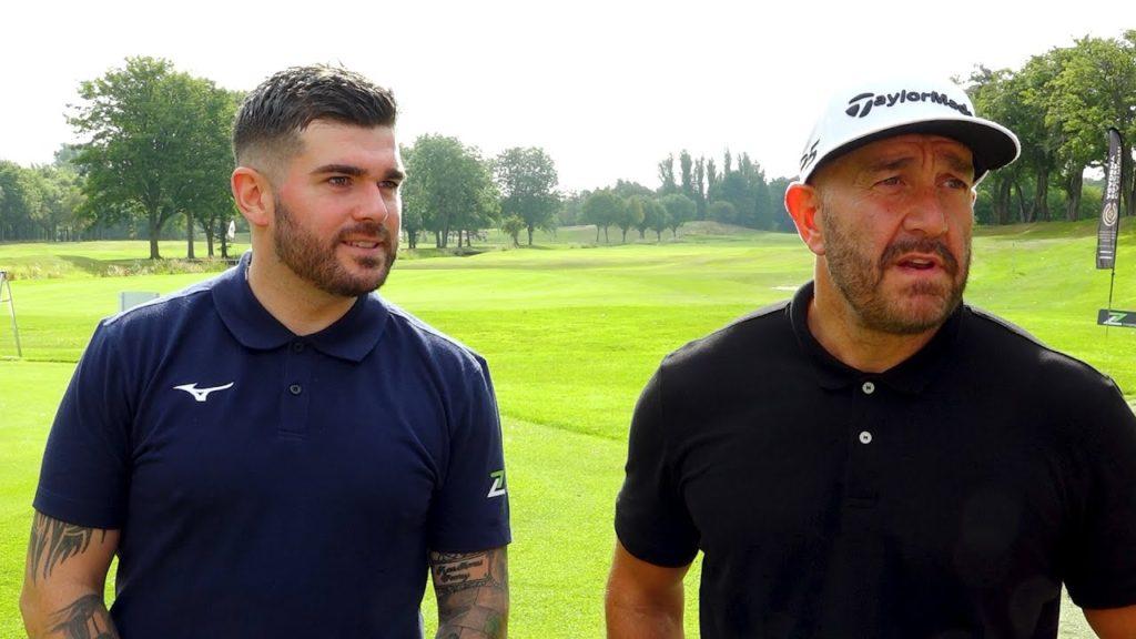 Warriors Golf Day 2020: interviews