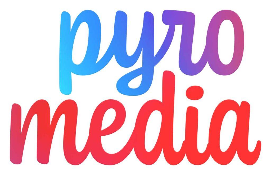 Pyro Media logo