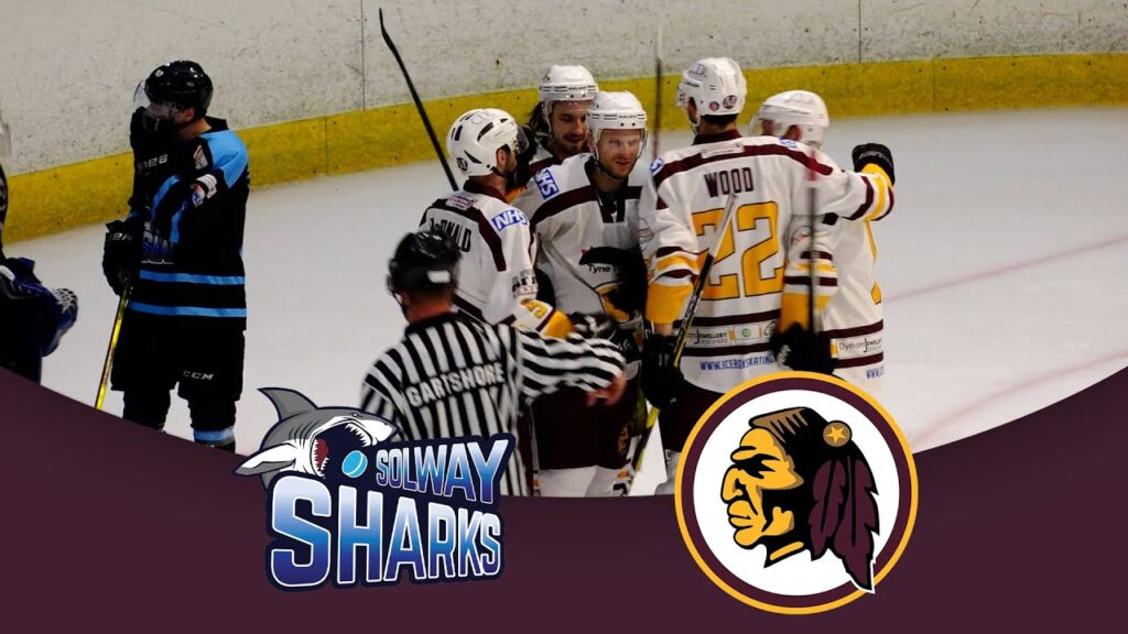 HIGHLIGHTS: Whitley Warriors vs Solway Sharks (17-10-21)